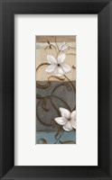 Nature's Dance I Framed Print