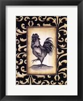 Rooster II Framed Print