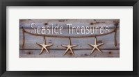 Seaside Treasures Framed Print