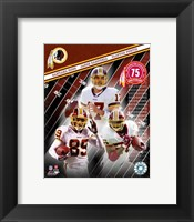 "Framed 2007 - Redskins ""Big 3"""