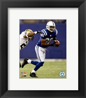 Framed Marvin Harrison - 2007 Action