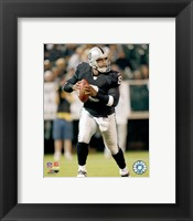 Framed Daunte Culpepper - 2007 Action