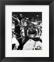 Framed B. Russell / W. Chamberlain - # 2