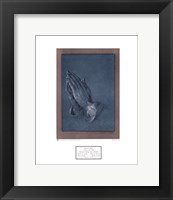 Framed Praying Hands, c.1508