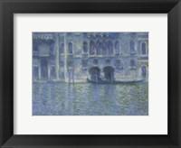 Framed Palazzo da Mula - Venice