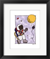 Rocketman II Framed Print