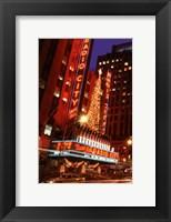 Framed Radio City Music Hall