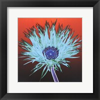 Framed Acid Flowers No. 2