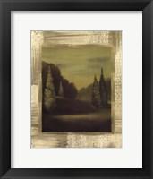 Framed Forest Solitude