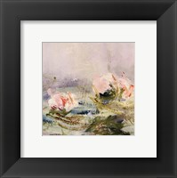 Waterlily Pond, 1908 (detail I) Framed Print