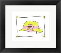 Framed Daisy Delight Hat