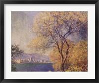 Framed Antibes, c.1888