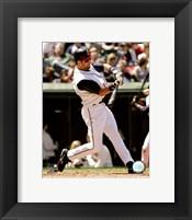 Framed Casey Blake - 2007 Batting Action