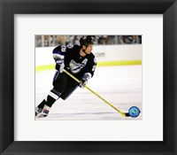 Framed Martin St. Louis - 2007 Home Action