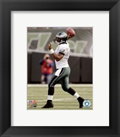 Framed Donovan Mcnabb - 2007 Passing Action