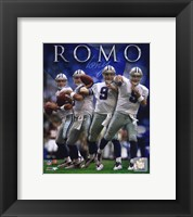 Framed Tony Romo - 2007 Multi-Exposure