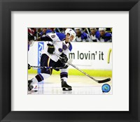 Framed Paul Kariya 2007-08 Action