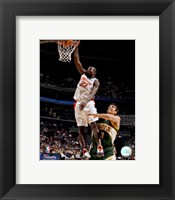 Framed Jason Richardson 2007-08 Action