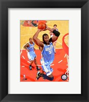 Framed Nene Hilario 2007-08 Action