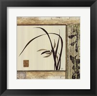 Floral Essence IV Framed Print
