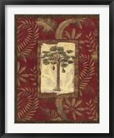 Exotica Palm I - Grande Framed Print