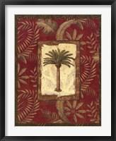 Exotica Palm II - Grande Framed Print