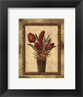 Paradisio Bouquet I - Mini Framed Print