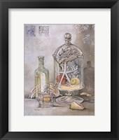 Amenities II Framed Print