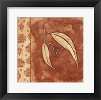 Leaf Oasis I Framed Print