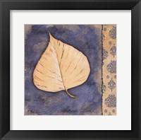 Leaf Oasis II Framed Print