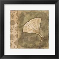 Leaf Oasis III Framed Print