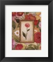 Sweet Romance II Framed Print