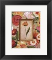 Sweet Romance IV Framed Print