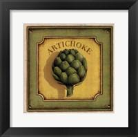 Framed Artichoke