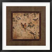 Framed Outdoor Aviary II - CS