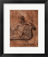 Courtesan II Framed Print