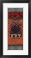 Framed Green Tea