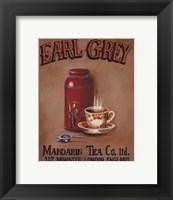 Framed Earl Grey - mini