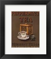 Framed Peppermint - mini