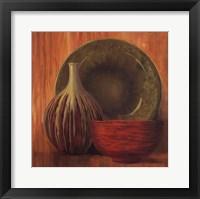 Framed Ceramic Study I - mini