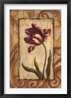 Framed Classic Tulip II