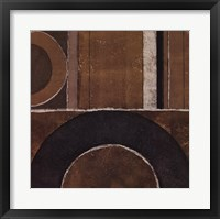 Loop to Loop I Framed Print