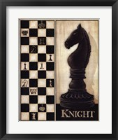 Framed Classic Knight