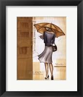 Framed Rain Milano