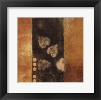 Interconnection I - mini - CS Framed Print