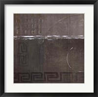 Moon Shadow III - CS Framed Print