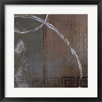 Moon Shadow IV - CS Framed Print