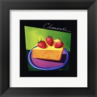 Framed Cheesecake - mini