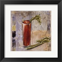 Framed Bloody Mary