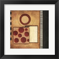 Mosaic II - Mini Framed Print